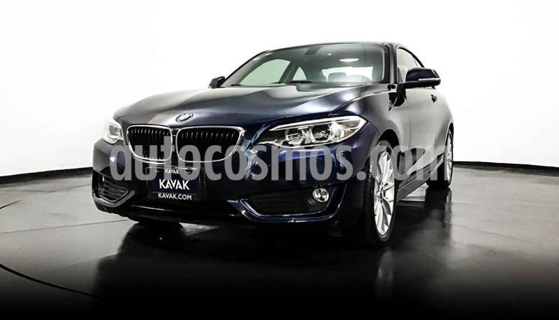 BMW Serie 2 Version usado (2016) color Azul precio $347,999