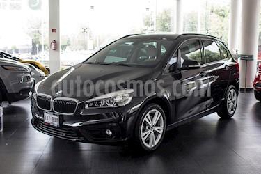 BMW Serie 2 Active Tourer 220iA Aut usado (2016) color Negro precio $249,000
