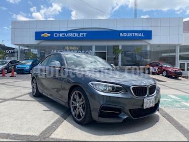BMW Serie 2 M235iA M Sport Aut usado (2016) color Plata Lunar precio $339,000