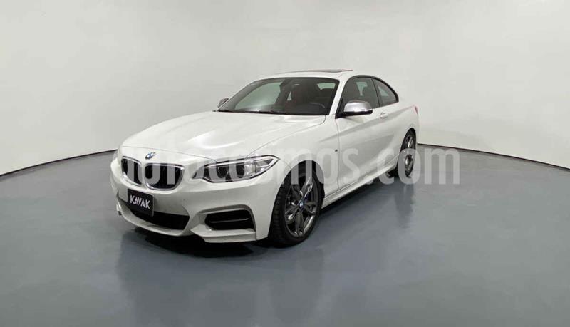 BMW Serie 2 M235iA M Sport Aut usado (2016) color Blanco precio $469,999