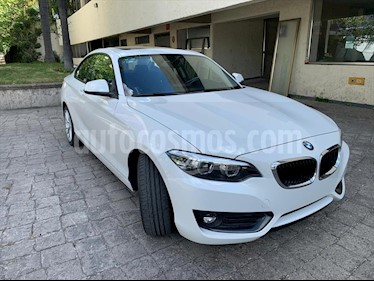 BMW Serie 2 220iA Executive Aut usado (2018) color Blanco precio $439,000