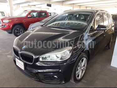 BMW Serie 2 2p 220i Grand Tourer Luxury Line L4/2.0/T Aut usado (2017) color Negro precio $349,000