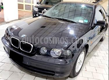 Foto venta Auto usado BMW Serie 3 316i Compact (2001) color Negro precio $259.600