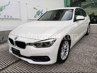 BMW Serie 3 318iA Executive usado (2018) color Blanco precio $375,000