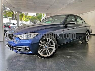 Foto BMW Serie 3 318iA Sport Line usado (2018) color Azul precio $440,000