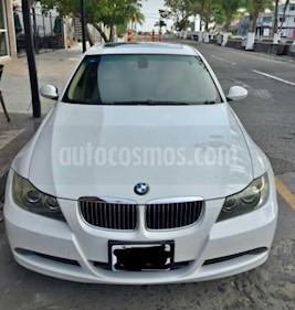 Foto venta Auto usado BMW Serie 3 318iA Sport Line (2008) color Blanco Mineral precio $129,000