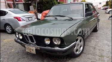 Foto BMW Serie 3 318iA Sport Line usado (1986) color Verde precio $200,000