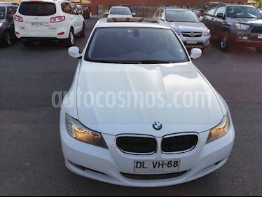 BMW Serie 3 318ia usado (2012) color Blanco precio $8.600.000