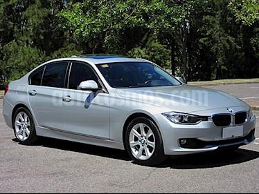 BMW Serie 3 320 usado (2013) color Gris precio $1.150.000