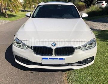 Foto venta Auto usado BMW Serie 3 320i Executive (2016) color Blanco precio u$s34.400