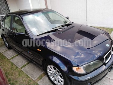 BMW Serie 3 320i Lujo  usado (2004) color Azul precio $85,000