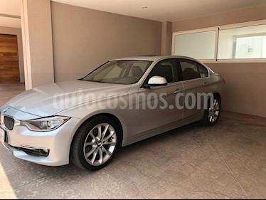 Foto BMW Serie 3 320i Luxury Line  usado (2015) color Blanco Alpine precio $270,000