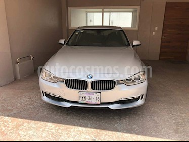 Foto venta Auto usado BMW Serie 3 320i Luxury Line  (2015) color Blanco Alpine precio $275,900