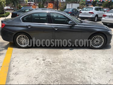 Foto venta Auto usado BMW Serie 3 320i Luxury Line  (2015) color Gris Mineral precio $240,000