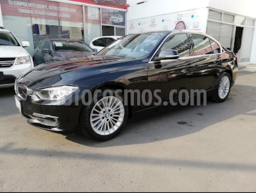 Foto venta Auto usado BMW Serie 3 320i Luxury Line  (2014) color Negro Zafiro precio $290,000