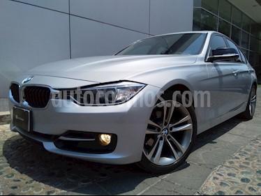 Foto venta Auto usado BMW Serie 3 320i Luxury Line  (2014) color Plata precio $275,000