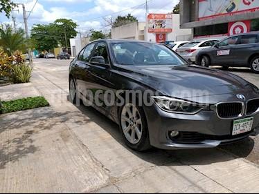 Foto venta Auto usado BMW Serie 3 320i Sport Line  (2015) color Gris Mineral precio $260,000
