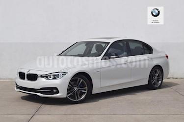 Foto venta Auto usado BMW Serie 3 320i Sport Line (2017) color Blanco precio $450,000