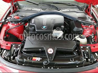 Foto venta Auto usado BMW Serie 3 320i Sport Line  (2015) color Rojo Melbourne precio $329,000