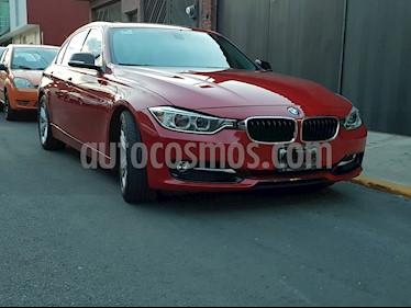BMW Serie 3 320i Sport Line  usado (2013) color Rojo Melbourne precio $255,000