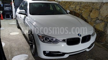Foto BMW Serie 3 320i Sport Line  usado (2014) color Blanco Alpine precio $240,000