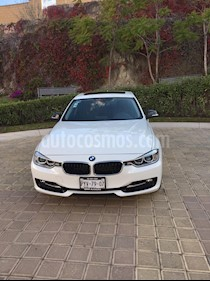 Foto BMW Serie 3 320i Sport Line  usado (2014) color Blanco precio $330,000