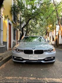 BMW Serie 3 320i Sport Line  usado (2014) color Plata precio $295,000