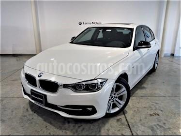 Foto venta Auto Seminuevo BMW Serie 3 320i Sport Line  (2017) color Blanco Alpine precio $445,300