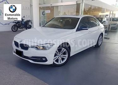 Foto venta Auto Seminuevo BMW Serie 3 320i Sport Line (2017) color Blanco precio $460,000