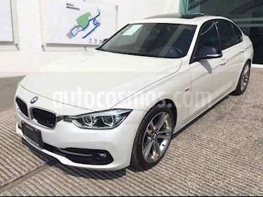 Foto BMW Serie 3 320i Sport Line usado (2017) color Blanco precio $425,000