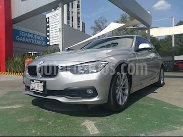 BMW Serie 3 320i Sport Line  usado (2017) color Blanco Alpine precio $345,000