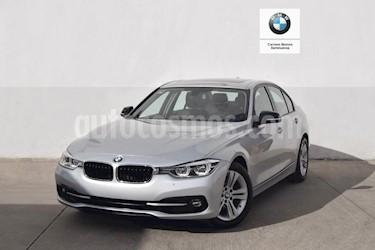 Foto BMW Serie 3 320i Sport Line usado (2017) color Plata precio $440,000
