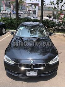 BMW Serie 3 320i Sport Line  usado (2016) color Negro precio $320,000