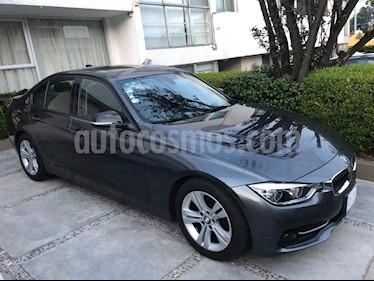 Foto venta Auto usado BMW Serie 3 320i Sport Line  (2016) color Plata precio $330,000