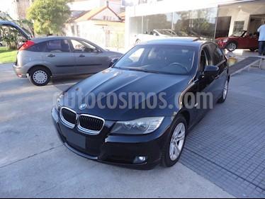 BMW Serie 3 320i usado (2010) color Negro precio $503.000