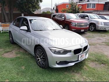 Foto BMW Serie 3 320i usado (2015) color Plata precio $289,000