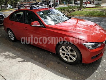 BMW Serie 3 320i usado (2013) color Rojo precio $220,000