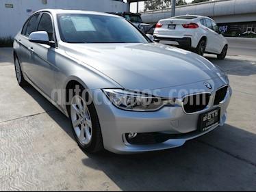 Foto venta Auto Seminuevo BMW Serie 3 320i (2015) color Plata precio $360,000