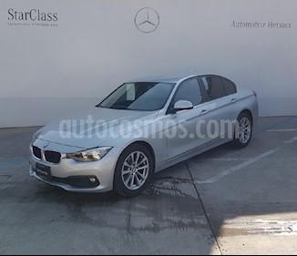 Foto venta Auto usado BMW Serie 3 320i (2017) color Plata precio $399,900