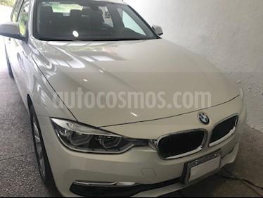 BMW Serie 3 320i usado (2016) color Blanco Alpine precio $325,000