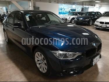 Foto venta Auto usado BMW Serie 3 320i (2016) color Azul Imperial precio $375,000