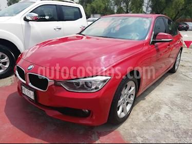 Foto BMW Serie 3 320i usado (2015) color Rojo Melbourne precio $259,000
