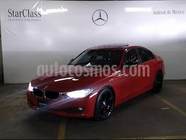 Foto venta Auto usado BMW Serie 3 320i (2013) color Rojo precio $279,000