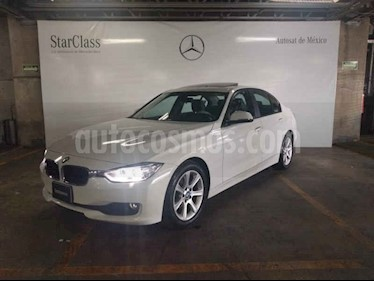 Foto venta Auto usado BMW Serie 3 320i (2015) color Blanco precio $279,000