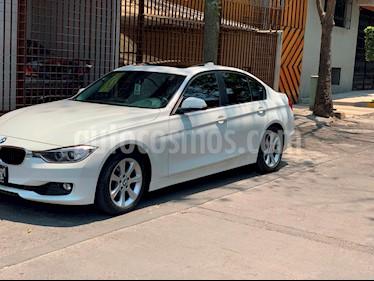 Foto BMW Serie 3 320i usado (2014) color Blanco Alpine precio $238,000