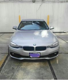 Foto venta Auto usado BMW Serie 3 320iA Executive (2016) color Plata precio $340,000
