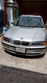Foto venta Auto usado BMW Serie 3 320i Luxury Line (2001) color Plata precio $78,000