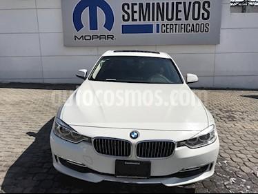 Foto venta Auto Seminuevo BMW Serie 3 320iA Luxury Line (2015) color Blanco precio $360,000