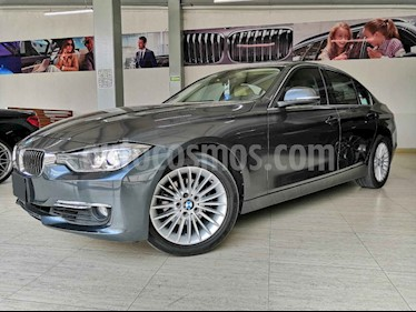 Foto venta Auto usado BMW Serie 3 320iA Luxury Line (2015) color Gris precio $290,000