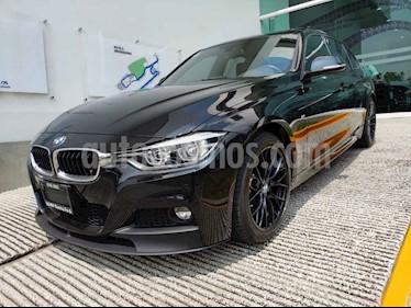 Foto BMW Serie 3 320iA M Sport  usado (2018) color Negro precio $510,000